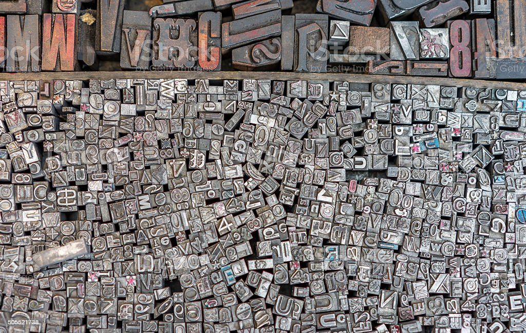 Typescript stock photo