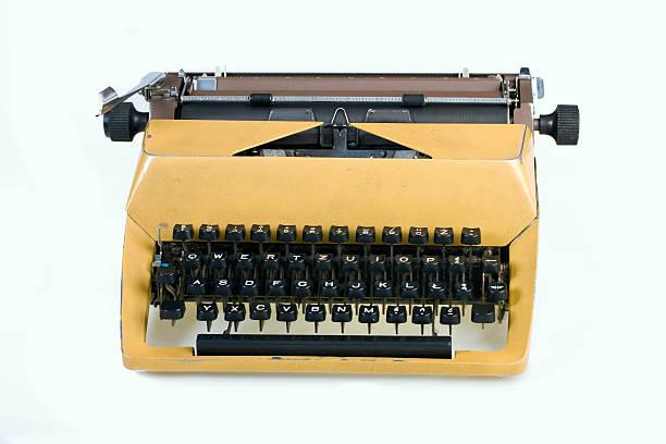 typewriter on a white background - weihnachten 個照片及圖片檔