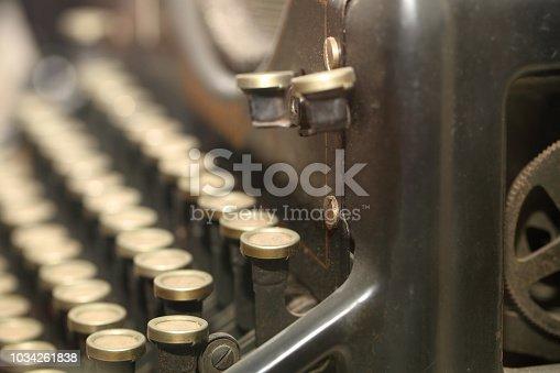 504606248 istock photo Typewriter 1034261838