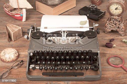 istock typewriter 516417850