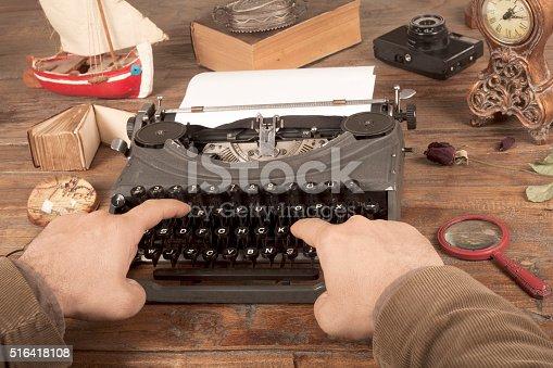 istock typewriter 516418108