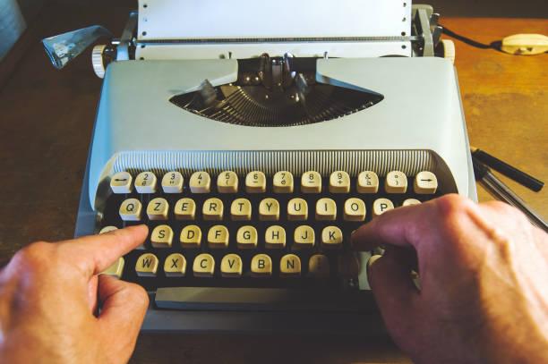 Schreibmaschine – Foto