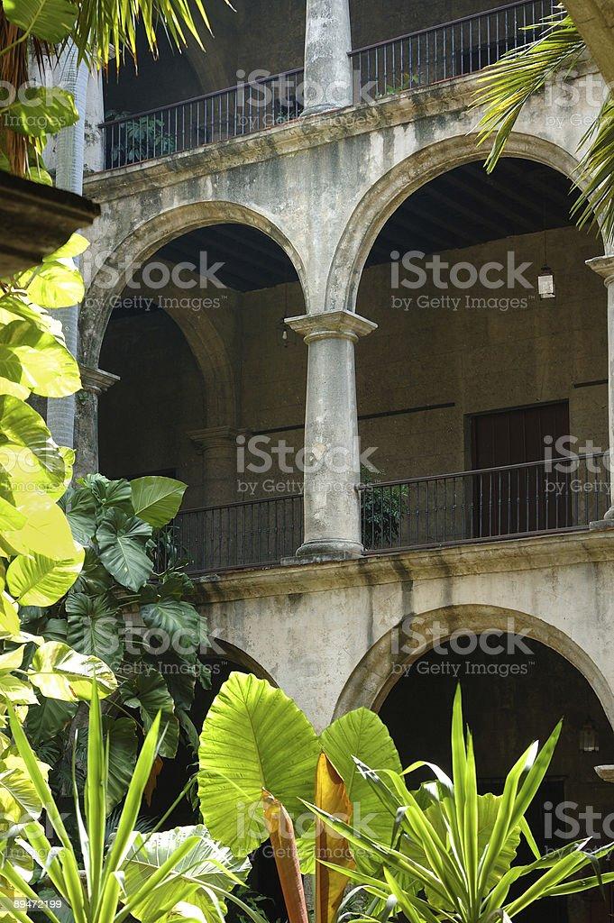 Типичный Кубинский Здание Стоковые фото Стоковая фотография