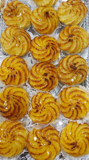 Typical dessert from Brazil