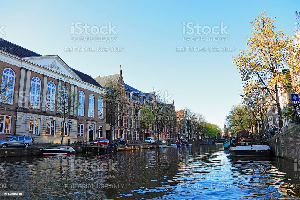 Typical Dutch Houses foto de stock royalty-free
