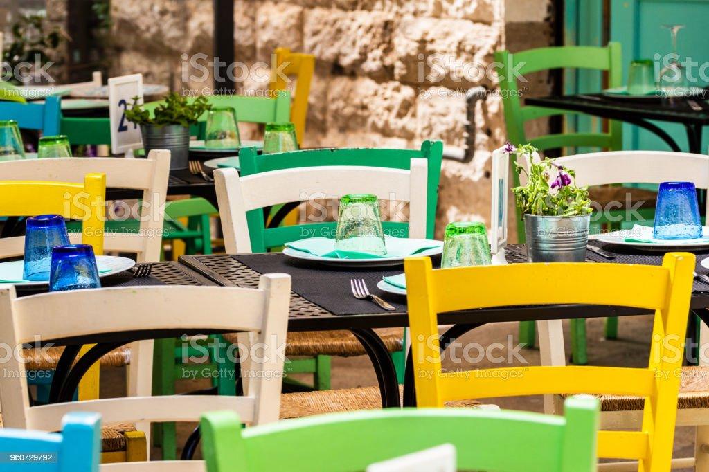Typical Italian Restaurants Stock Photo Download Image Now Istock
