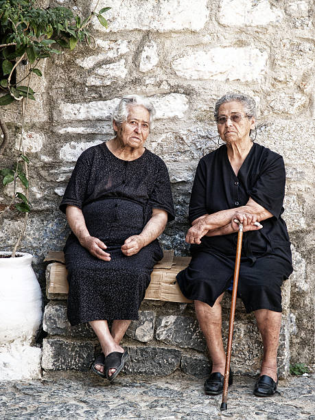 Greek Grandma Stock Photos Pictures Royalty Free Images Istock
