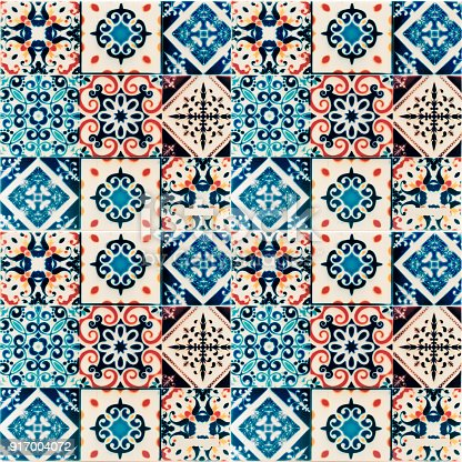 istock typical portuguese azulejo tiles 917004072
