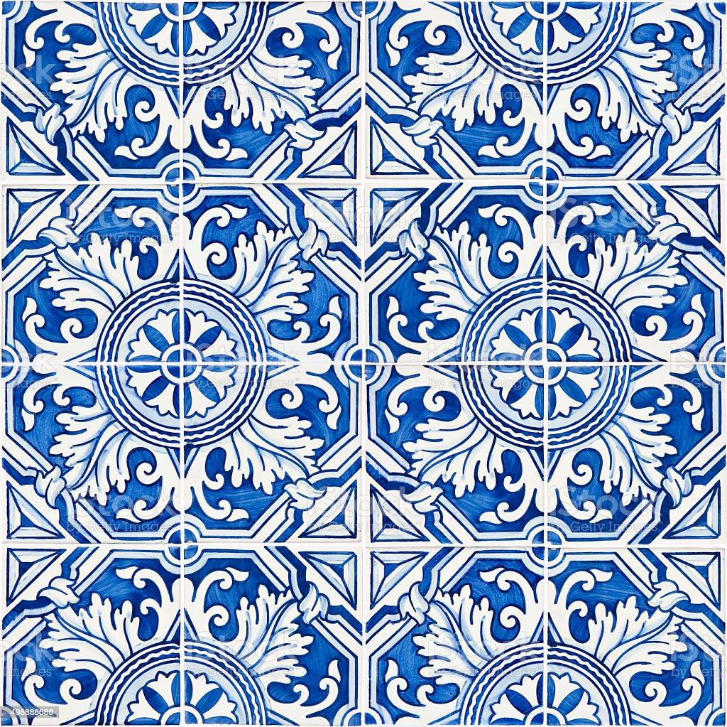 Típica decorações Português - fotografia de stock