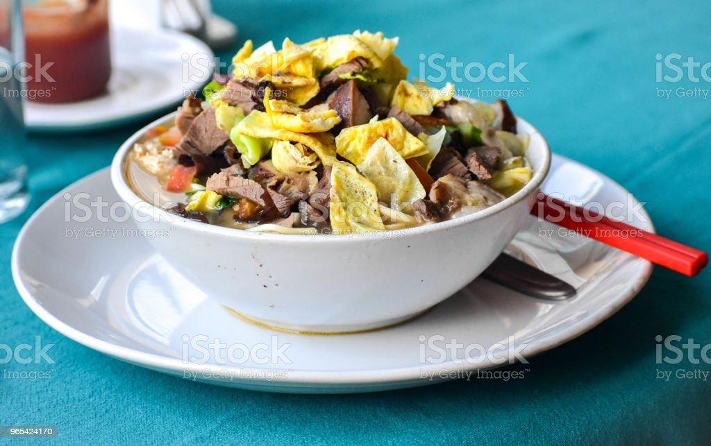 Un plat typique tibétain nommé Re-aurelie - Photo de Aliment libre de droits