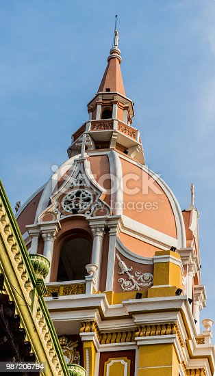 1148861090istockphoto A typical view in Cartagena colombia 987206794