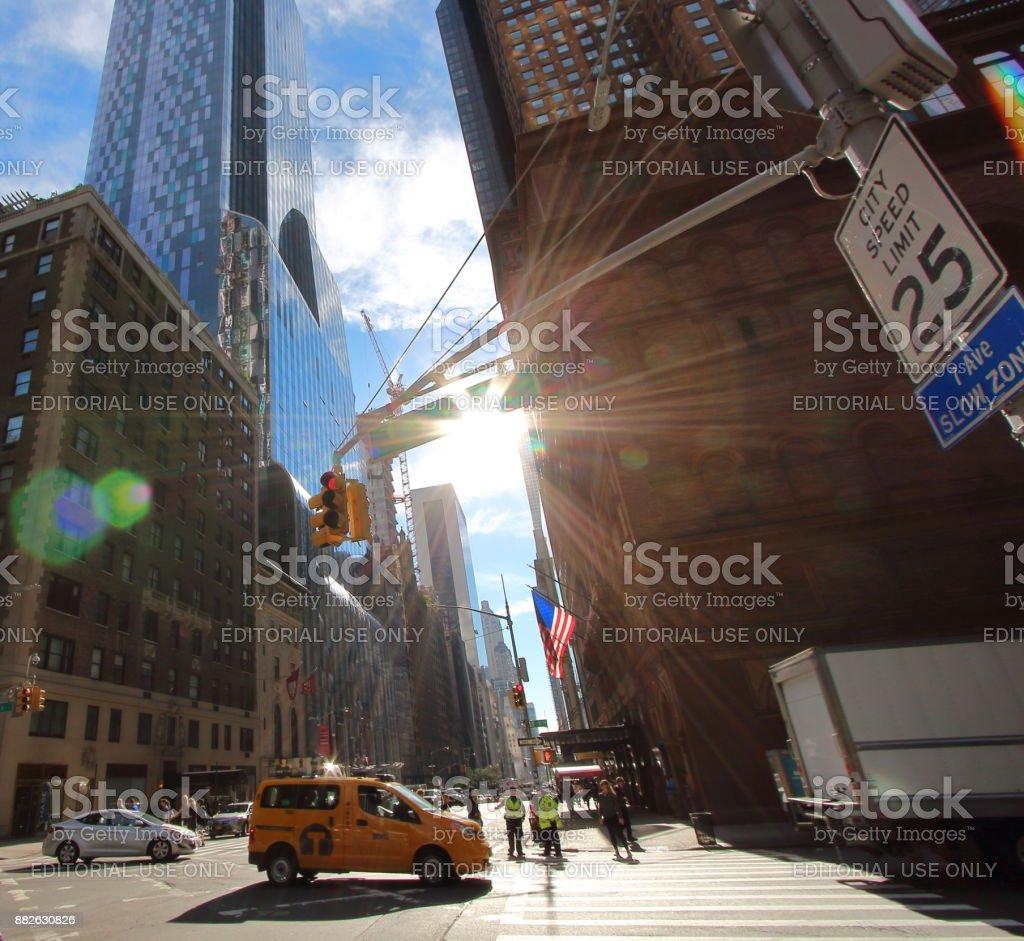 57th Street 7th Avenue Broadway