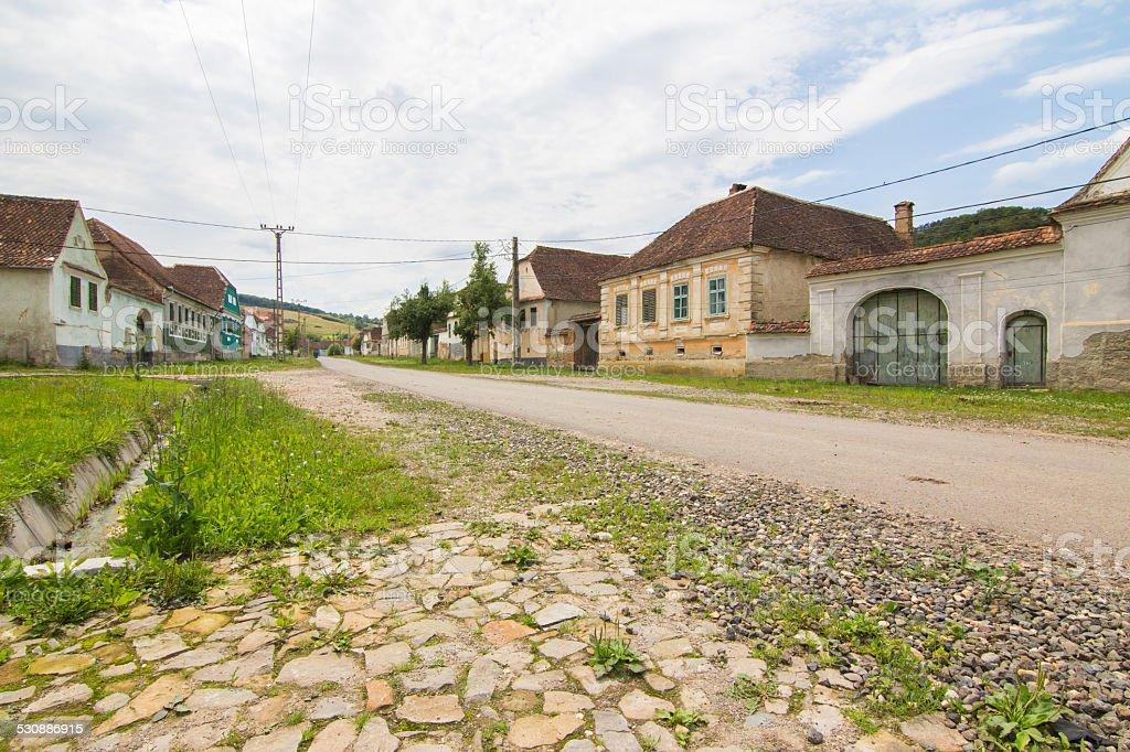 Typisches Dorf – Foto