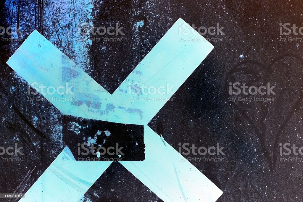 Typographic Background royalty-free stock photo