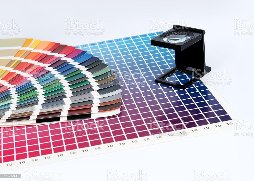 Typographic Equipment royalty-free stock photo
