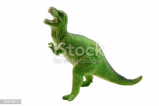 istock Tyrannosaur 104018711