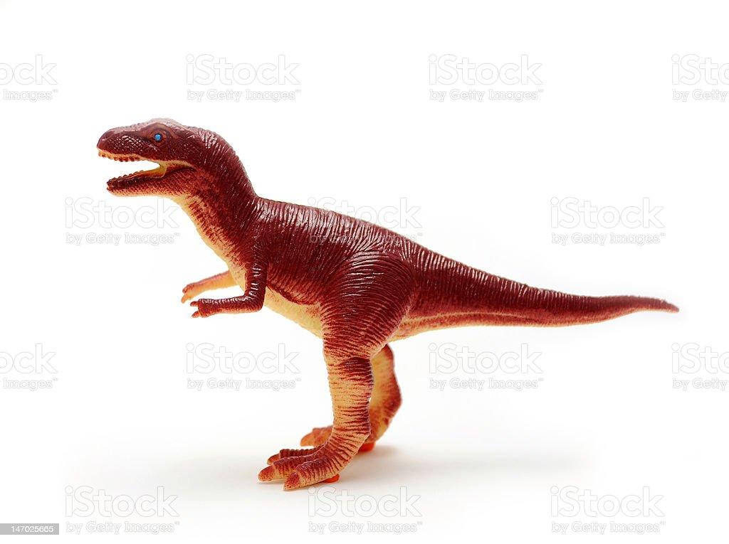 Tiranossauro Rex - foto de acervo