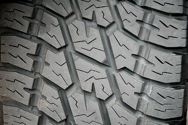 Directional Tread Pattern