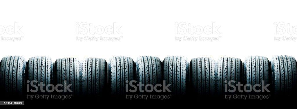Reifen für Sell Textur Hintergrund – Foto