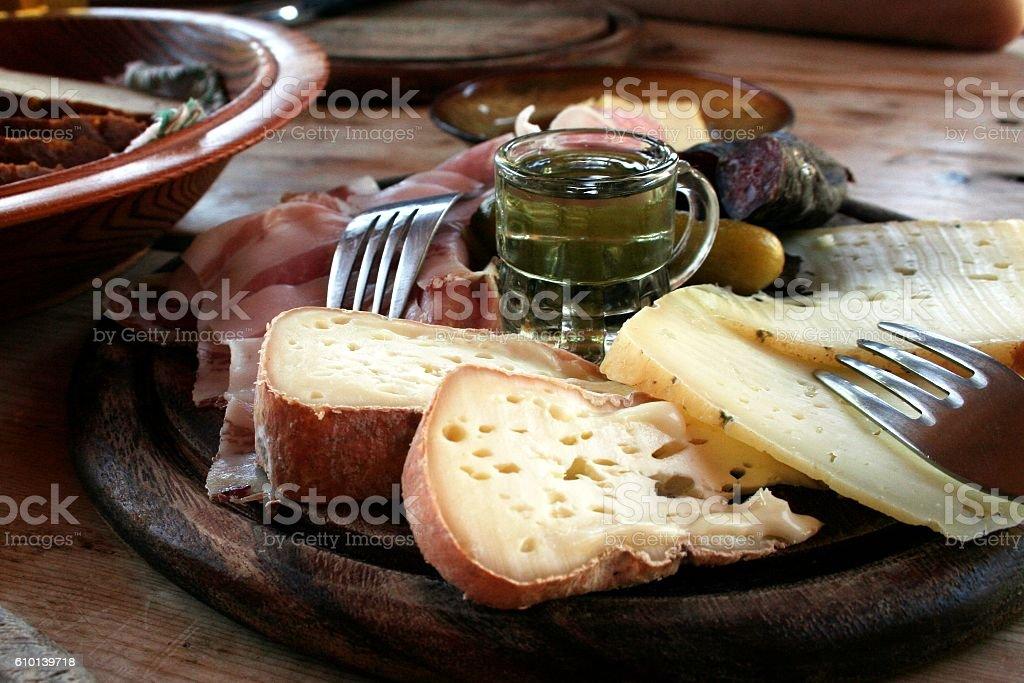 Tyrolean light meal 02 – Foto