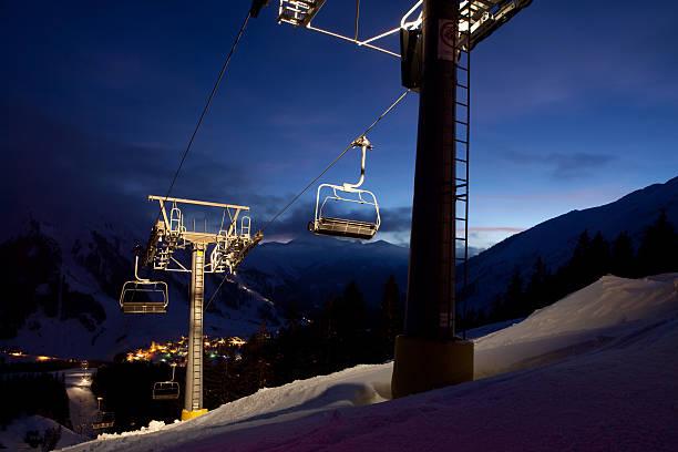 Tiroler ski Skilift – Foto