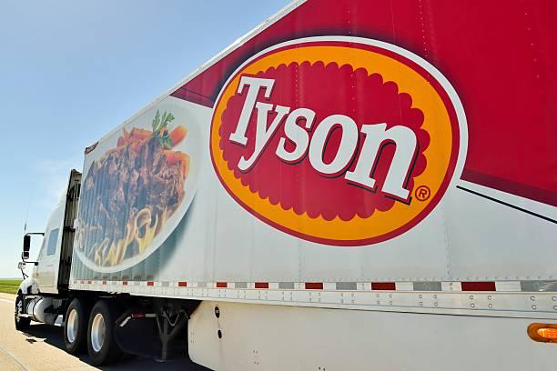 Tyson Foods stock photo