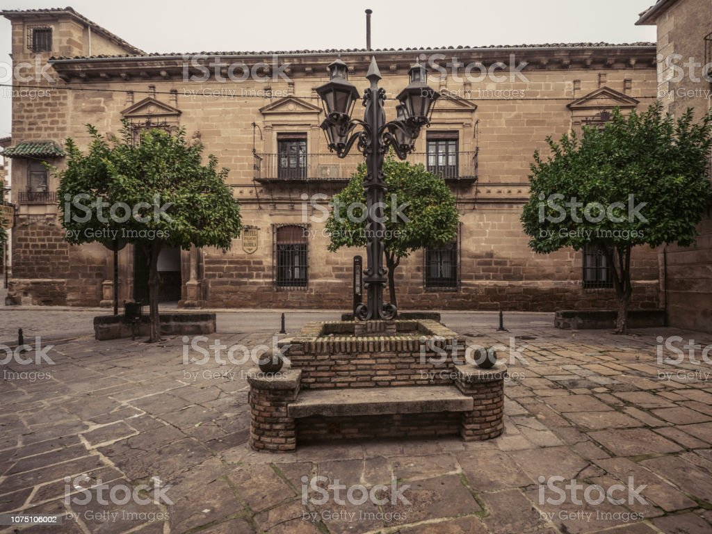 Ubeda Andalusia Spain stock photo