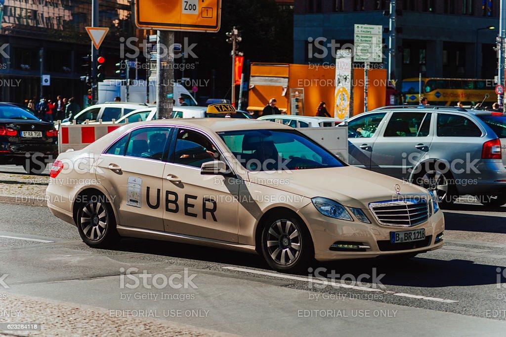 Berlin Uber