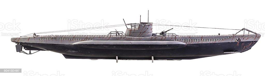 U-Boat stock photo