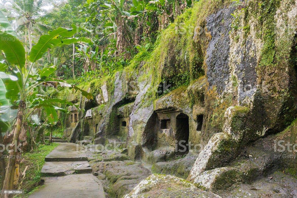 Ubud (Bali), Indonesia stock photo