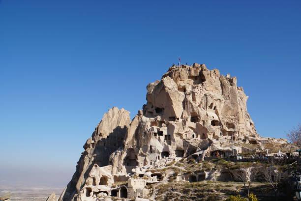 Schloss Uchisar - Türkei – Foto