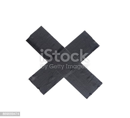 istock uct tape or duck tape torn strips of isolated elements of strong adhesive material used in packaging boxes or repairing or fixing broken things. 859559474
