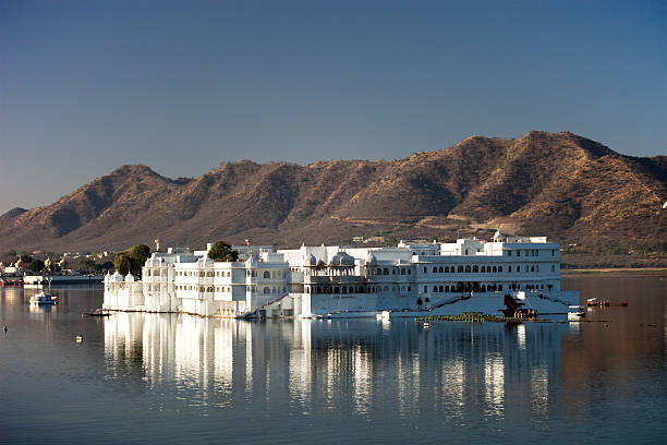 Udaipur Lake Palace Udaipur Lake Palace From Rajasthan, India lake palace stock pictures, royalty-free photos & images