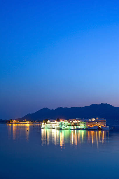 Udaipur Lake Palace Lake Palace From Udaipur In Rajasthan, India lake palace stock pictures, royalty-free photos & images