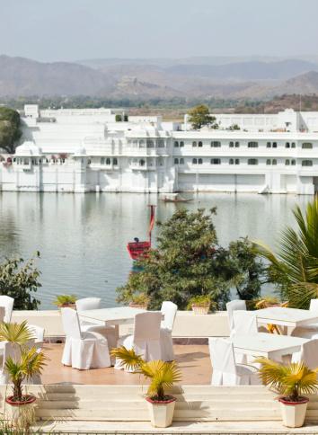 Udaipur Lake Palace Stock Photo - Download Image Now