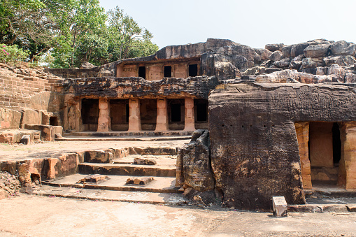 Places to Visit in Puri - Udayagiri Caves