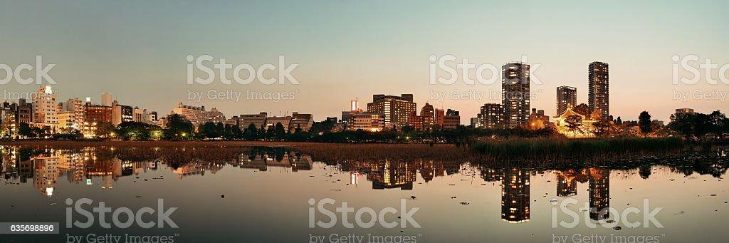 Ueno park royalty-free stock photo