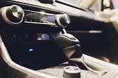 istock Ufa, Russia, 18 October, 2019 New Toyota RAV 4 Hybrid. Modern SUV transport vehicle. 1211046166