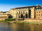 David of Michelangelo sculpture in Florence