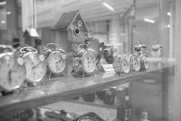 Uhren im stork – Foto