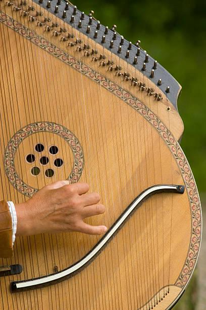 Cтоковое фото Украинская Национальный Музыкальный инструмент