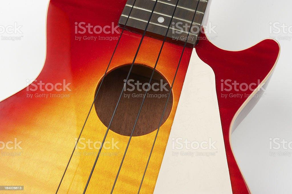 ukulele royalty-free stock photo