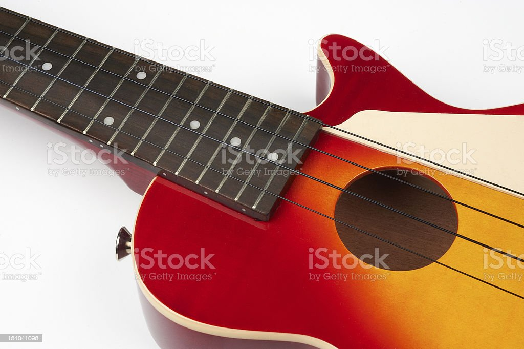 ukulele royalty-free stock photo