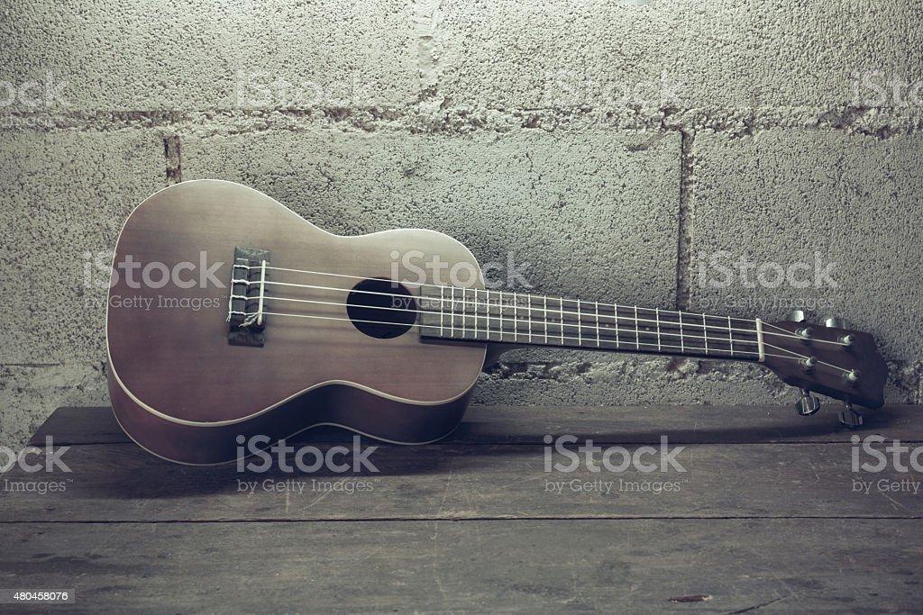 ukulele stock photo