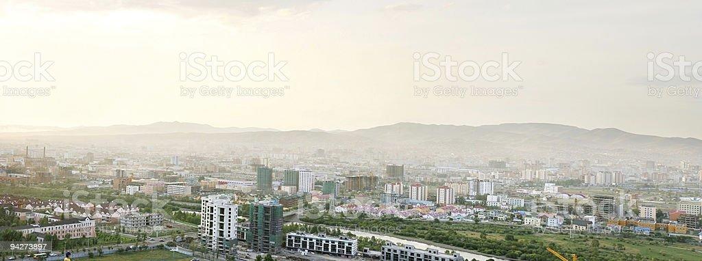 Ulan Bator royalty-free stock photo