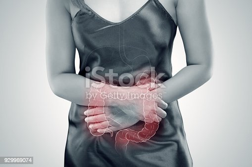 istock Ulcerative colitis (UC). intestine 929969074