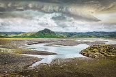istock Ulfarsdalur Sudurland Iceland Dramatic Volcanic Landscape 1214561823
