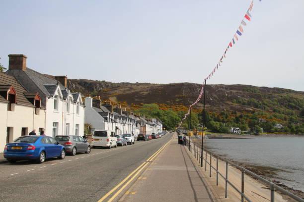 Ullapool, Schottland – Foto