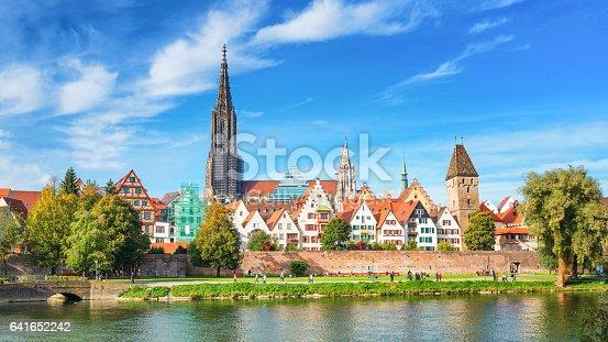 istock Ulm, Germany 641652242