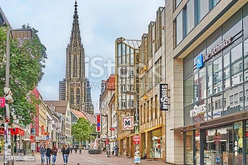 istock Ulm 1341848823